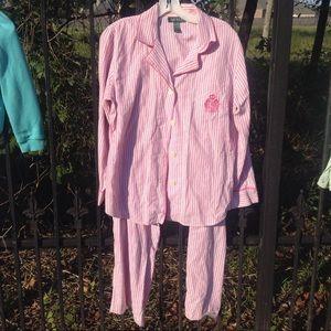 Lauren Ralph Lauren  pajama  set